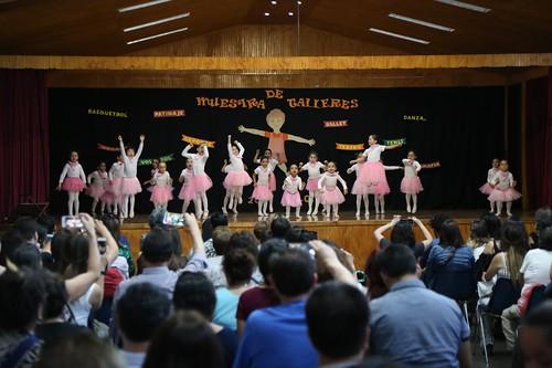 Danza y Pre Ballet: Muestra de Talleres 2018