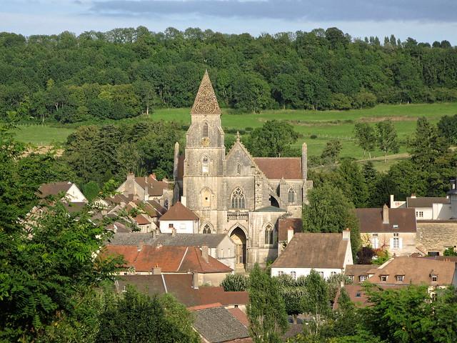 Saint-Seine-l'Abbaye (abbatiale) • 6493, Canon POWERSHOT G7