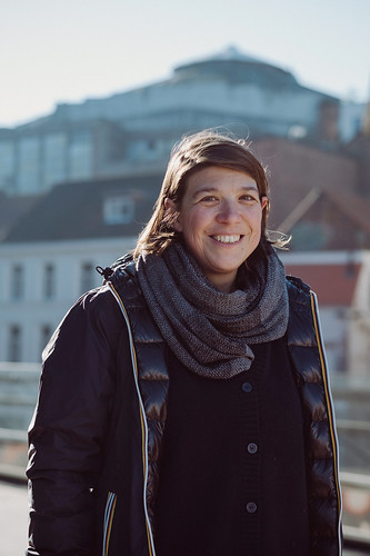 Cathy Verschoore - Ghent-Authentic guide