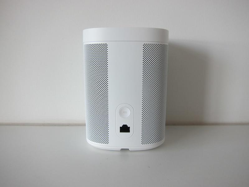 Sonos One (White) - Back