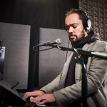 Thu, 13/12/2018 - 12:32pm - Mumford & Sons Live in Studio A, 12.13.18 Photographer: Gus Philippas