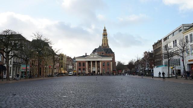 Timelapse Groningen Vismarkt