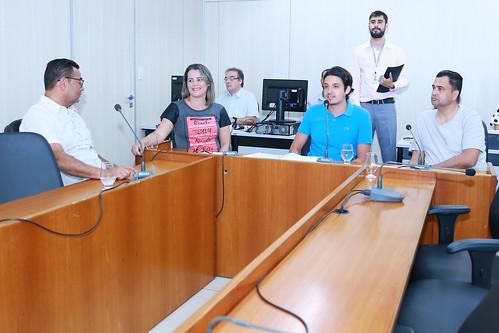 43ª Reunião Ordinária - Comissão de Legislação e Justiça