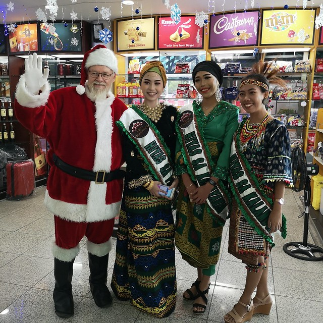 Globe Christmas Surprise Salubong of BalikBayans at the Francisco Bangoy International Airport IMG_20181218_154749_1