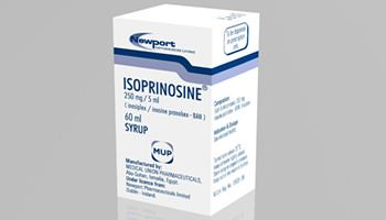 ISOPRINOSINE SIRUP 60 ML