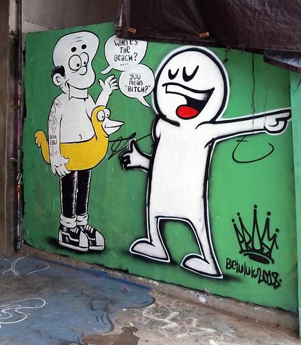 Graffiti Art in Bali 20181221_095355