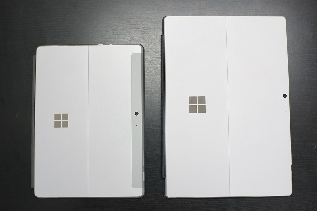 Surface GoとPro