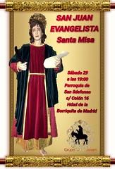Misa San Juan Evangelista