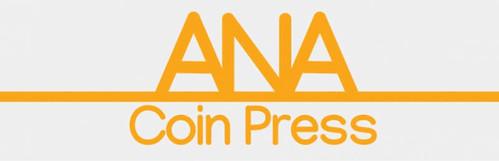 ANA Coin Press logo