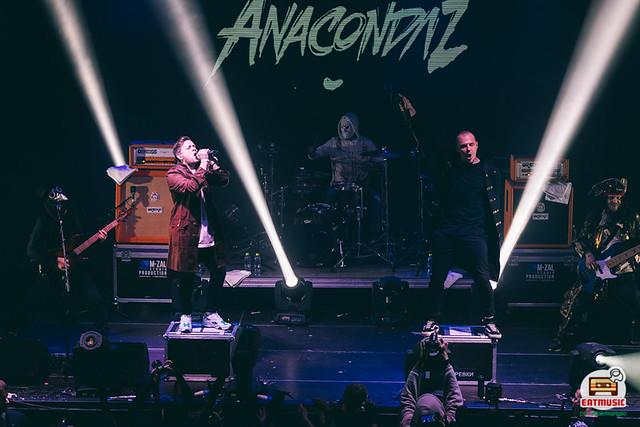 05/01/2019 Anacondaz @ ARBAT Hall