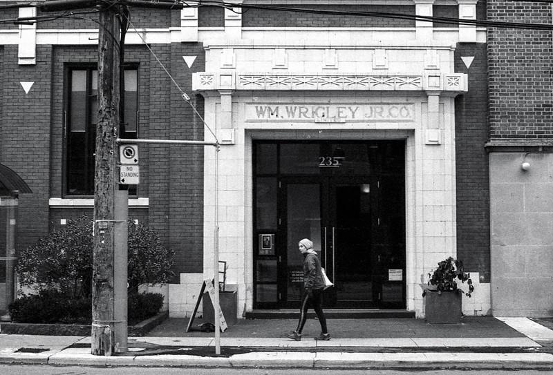 Wrigley Lofts Entrance