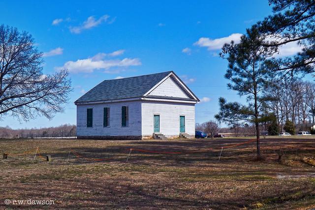 Unknown Old Church, Fujifilm FinePix S4250WM