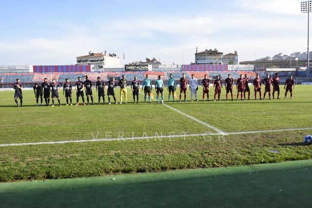 Γ' Εθνική: Βέροια - Λαγκαδάς 2-1