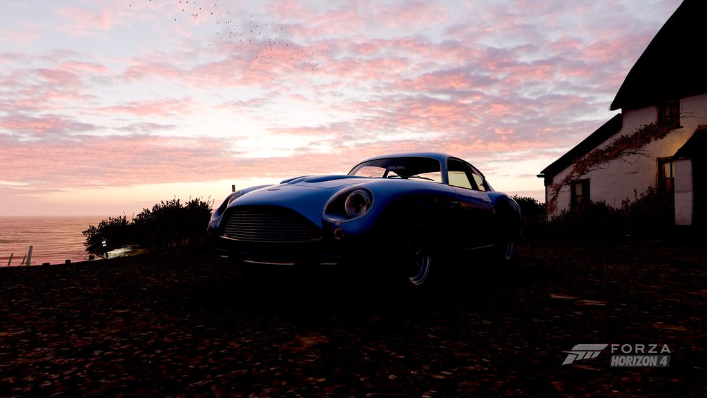 Forza Horizon 4 Sunset