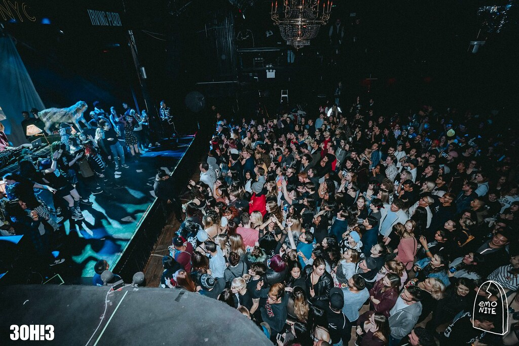 Emo Nite and 3OH3 at Irving Plaza (7)