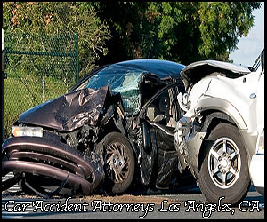 car accident legal assistance LA