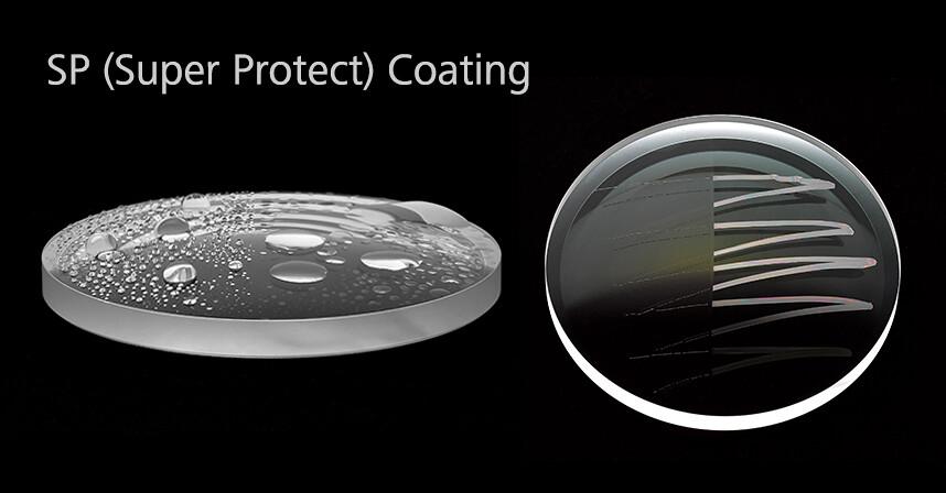 PENTAX SP (Super Protect) Coating