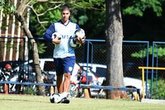 14-12-2018: SUB-19 | Treino de preparação para a Copa São Paulo