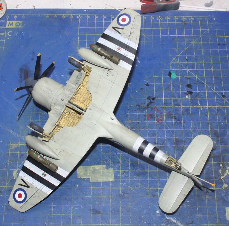 Hawker Sea Fury FB.11, Airfix 1/48 - Sida 5 46358574792_0e17aefaa7_c