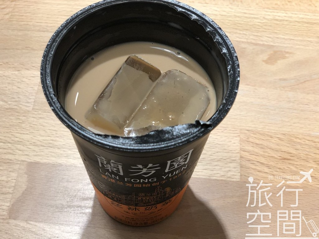 凍飲絲襪奶茶
