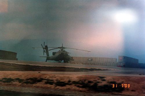 kosovo kfor ah64 apache helicopter