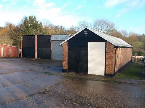 Hemel Hempstead depot