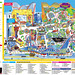 Blackpool Pleasure Beach 2017 Park Map