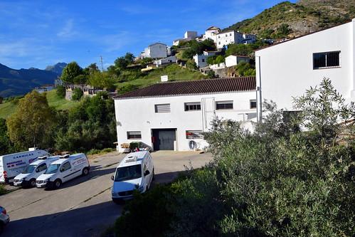 <Fábrica Dominguez Medina> Jimera de Libar (Málaga)