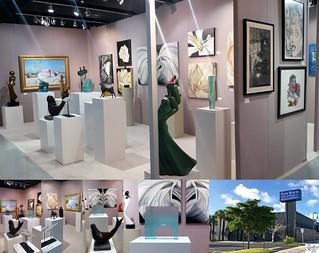 Palm Beach Art, Antique & Design Showroom, Lake Worth, Florida, USA
