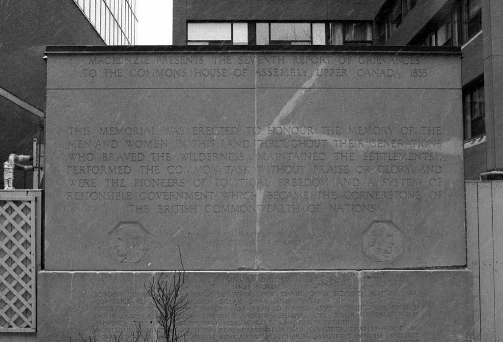 The Rebellion Memorial
