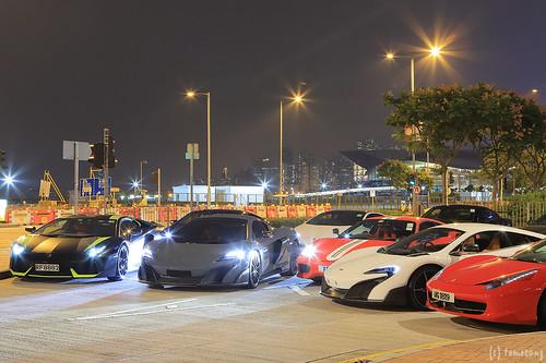 superCAR in Hong Kong