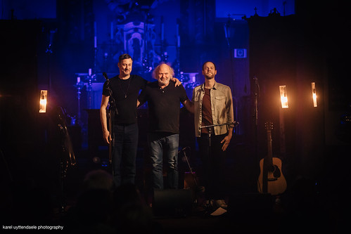 Witlofsessies: Wannes Cappelle, Broeder Dieleman, Frank Grapperhaus