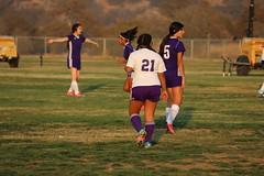 Girls Soccer vs Washington Union- 37