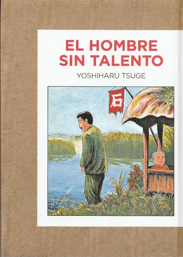 EL HOMBRE SIN TALENTO
