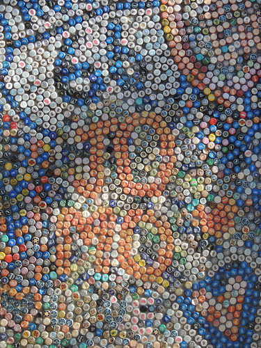 joplin joplinmissouri alley route66 bottlecaps