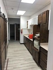 Sterilization area at  Cibolo Pediatric Dentistry