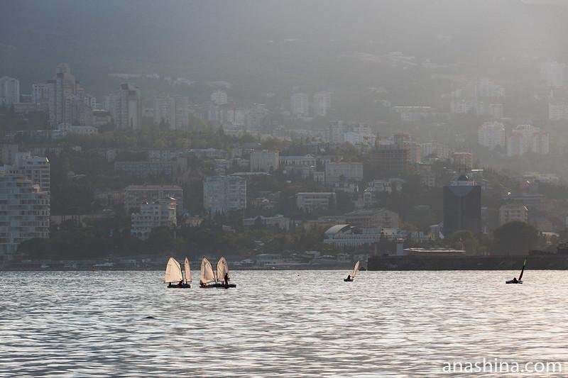 Панорама Ялты, Крым