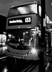 Arriva London HA40 on route 133 Streatham high road 10/11/18.