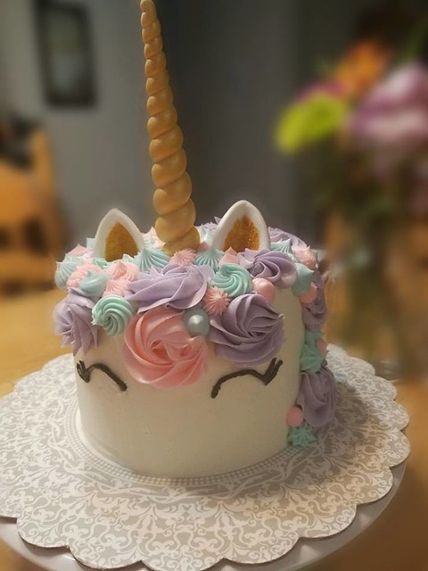 Unicorn Cake from Reese, Cissy Janene of Kreative Kakes by Cissy