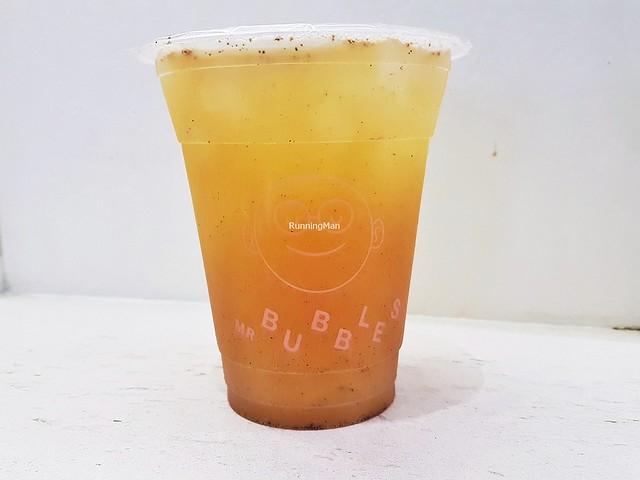 Tea Orange Cinnamon With Aloe Vera