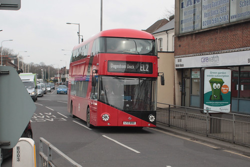 Go-Ahead London LT890 LTZ1890
