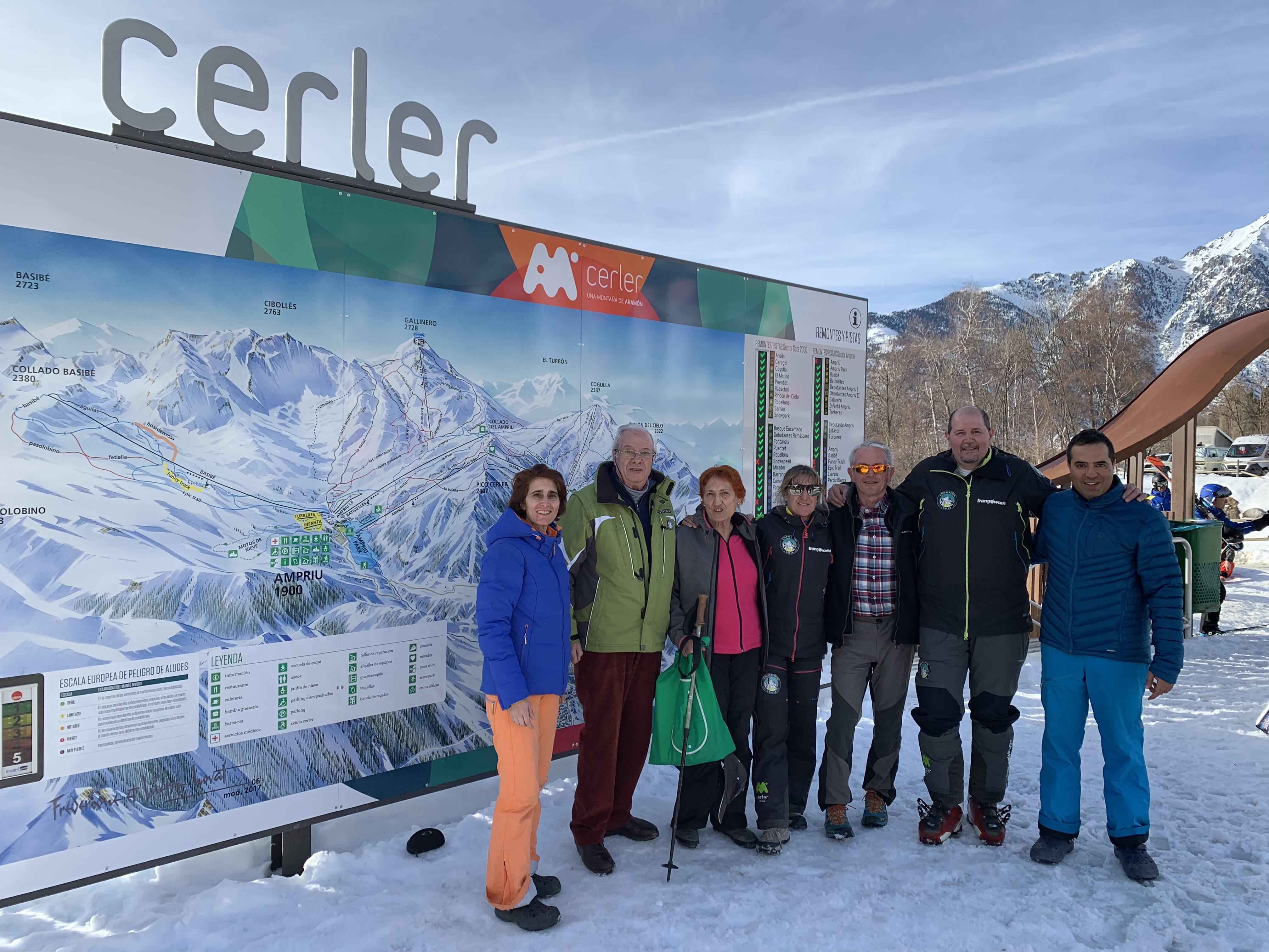 Hablamos de esquí con los embajadores de Cerler