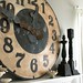 Clocks - Decor : A full home tour that'll knock your socks off! - The Graphics Fairy