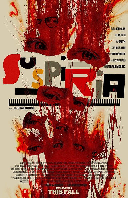 Suspiria - 2018 - Poster 13