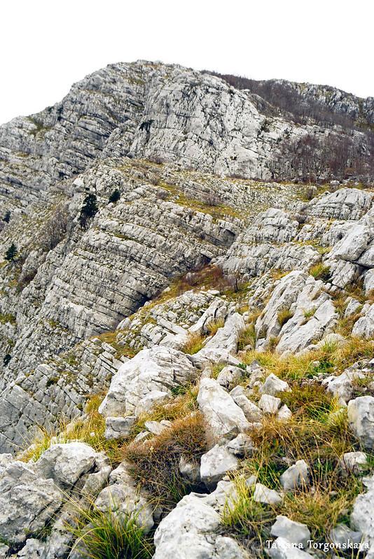 Каменски Кабао с тропы