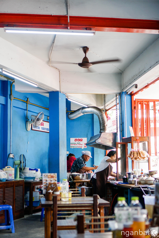 Quán bán Pad Thai ngon ở Bangkok