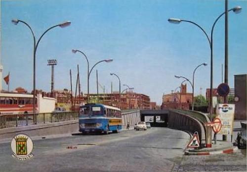 fotografia Karpetan azul l'Hospitalet del Llobregat
