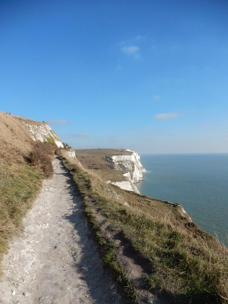Vertiginous bit Dover to Deal