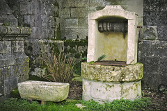 Vouvant Well and Trough