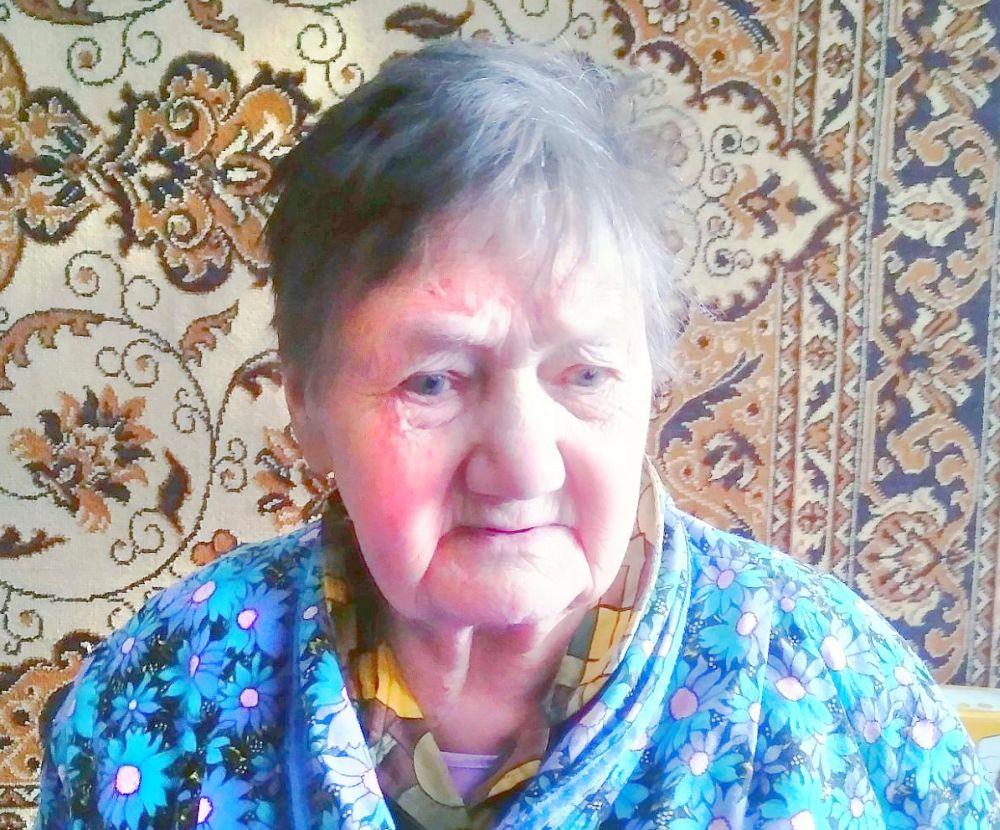 Елена Павловна Дьяконенко